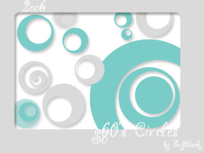 So 60's Circles by evyblack