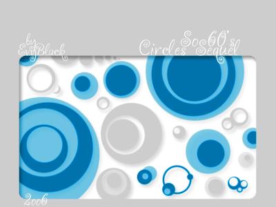 So 60's Circles Sequel by evyblack
