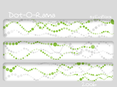 Dot-O-Rama by evyblack