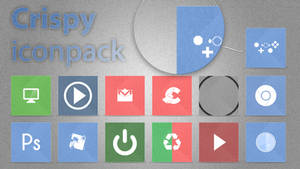 Crispy Iconpack V. 1.1