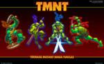 TMNT 1b by KidKalig