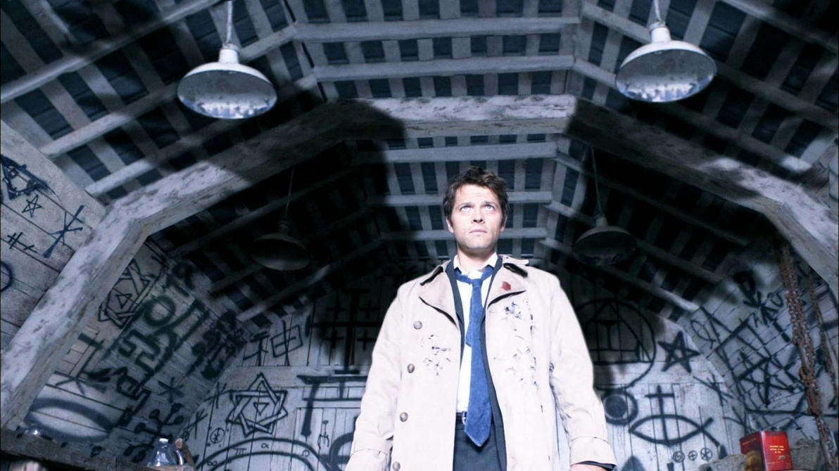 54 best images about Castiel on Pinterest | Posts, Alone at home ...