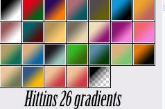 26 Gradient Map Pack