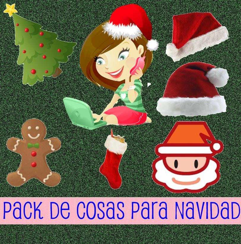 Pack de cosas para navidad by J3SIK on DeviantArt