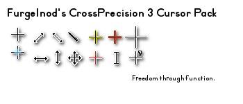 CrossPrecision 3 by Furgelnod