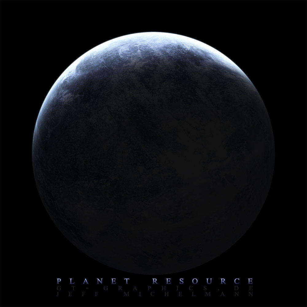 Planet Resource by gucken