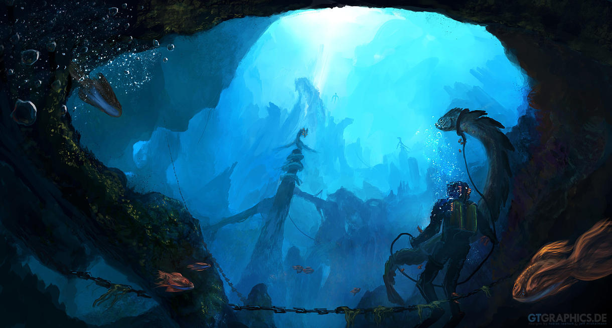Underwater WITH WALLPAPERPACK!! by gucken