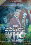 Doctor Who 50th Anniversary Poster - GIF