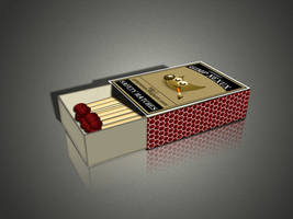 Safety Matches Box Tutorial