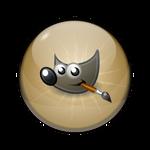 Glossy social media icon tutorial