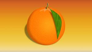 Gimp 2.10 tutorial- How to create an Orange