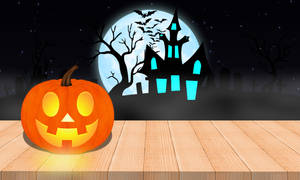Create a Halloween Background with Gimp 2.10