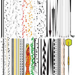 Zazzy Illustrator Brushes