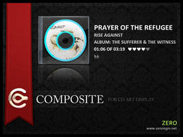 Composite - CD Art Display by rjsmith2007