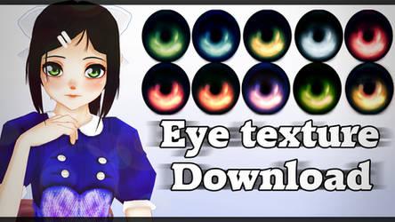 Eyes textures DL