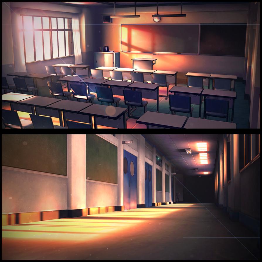 Classroom DL by AlexGorgan