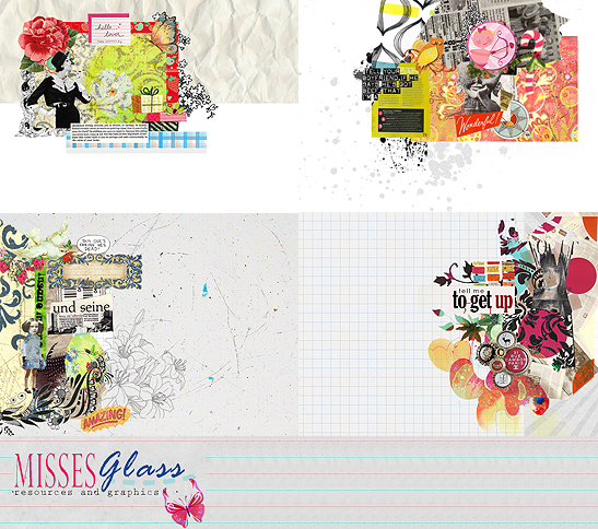 4 various textures - volume1
