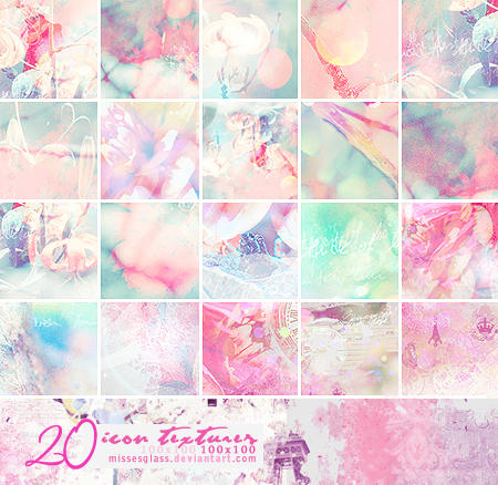20 Icon textures - 1912 by Missesglass