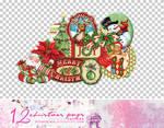 Christmas PNGs - 2212