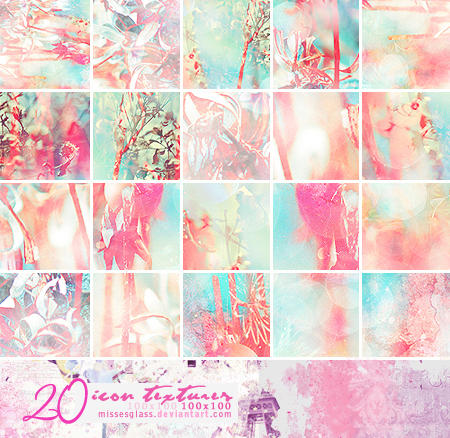 20 Icon textures - 0401 by Missesglass