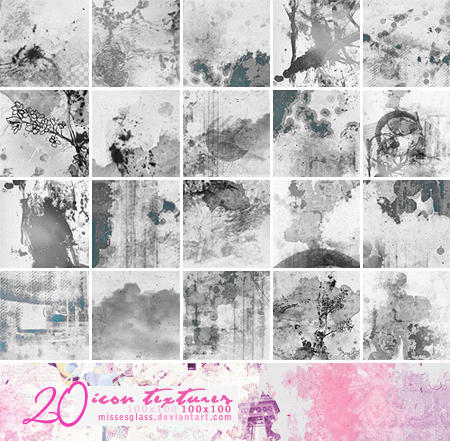 20 Icon textures - 0302 by Missesglass