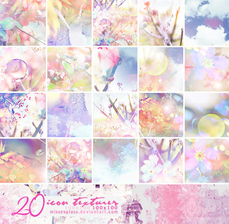 20 Icon textures - 1402 by Missesglass