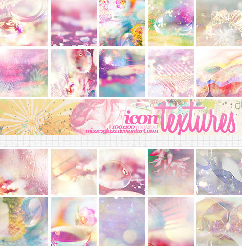 20 Icon textures - 2703 by Missesglass