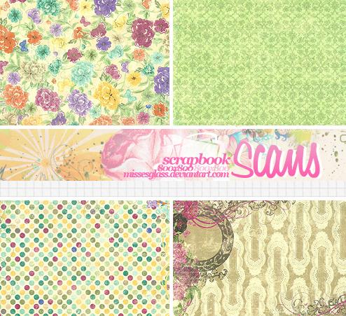 Scrapbook scans - 0604