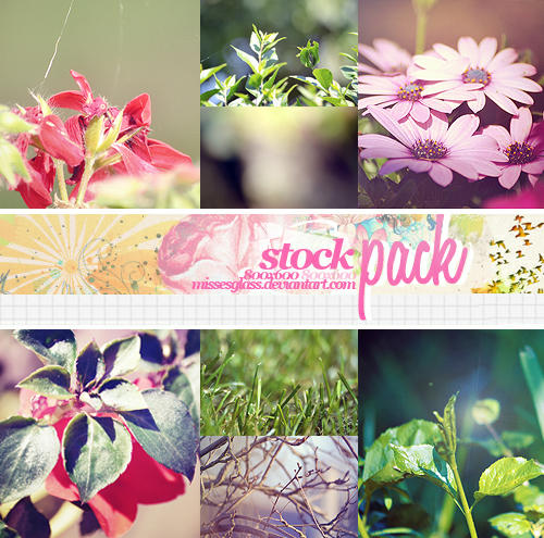 Stock Pack May 2012 by Missesglass