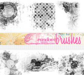 Random Brushes - 1707