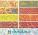 8 Scrapbook scans - 1310