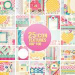 25 Icon Textures - 2302