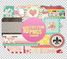 Custom PNGs - Set 2