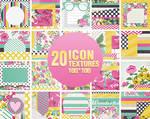 20 Icon textures - 0505