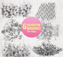 Random Brushes - 1105