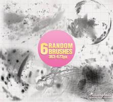 Random Brushes - 3112