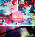 5 Large Textures - 2502