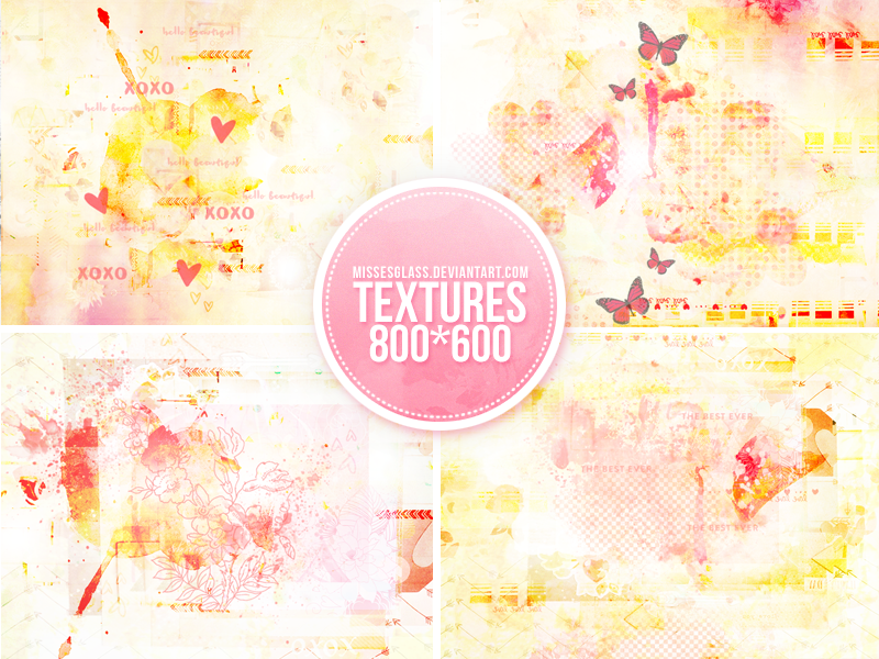 Texture Set - 2712 by Missesglass