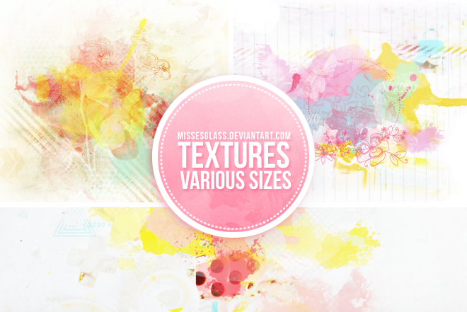 Texture Set - 1501 by Missesglass