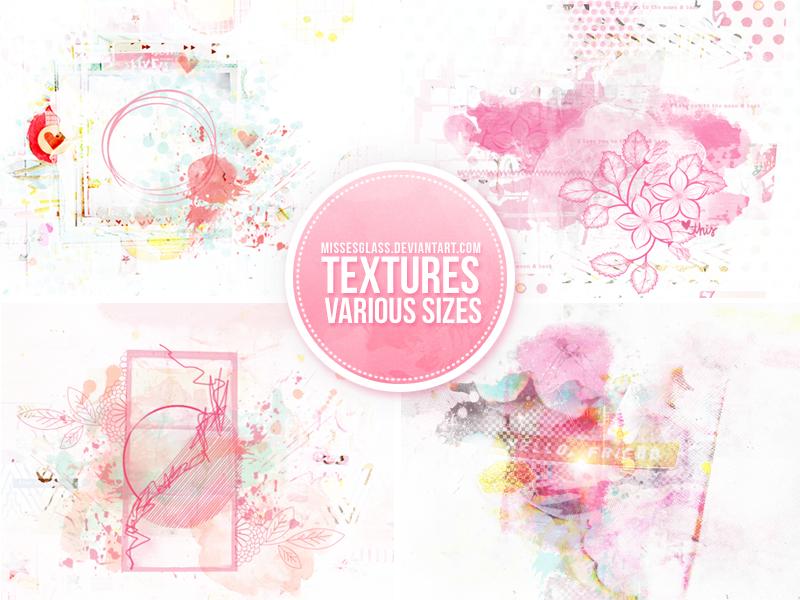 Texture Set - 1801 by Missesglass
