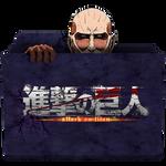 Attack On Titan Icon Folder