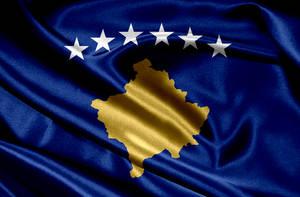 Kosovo Flag Effect .PSD by daWIIZ