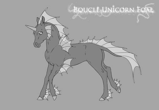 Boucle Foal Lines - Piscine