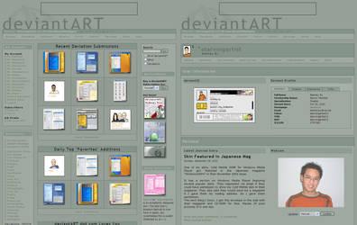deviantART Minimal
