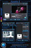 Winamp Azenis 2 by Skin-Consortium