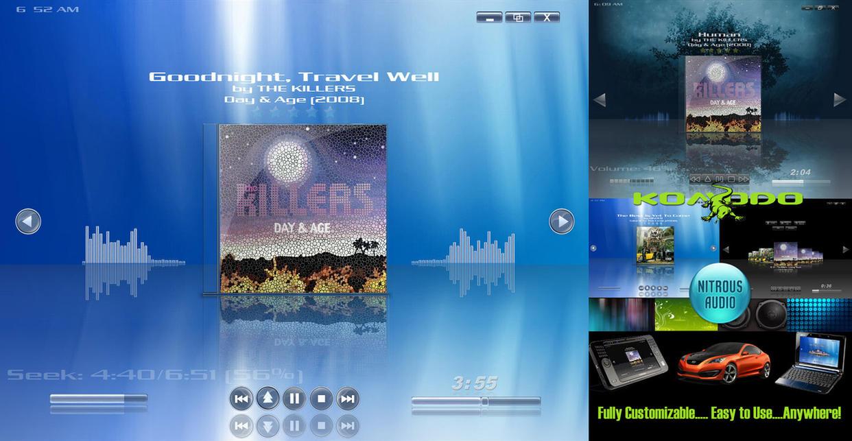 Winamp player free download.