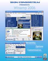 Winamp 2006 by Skin-Consortium