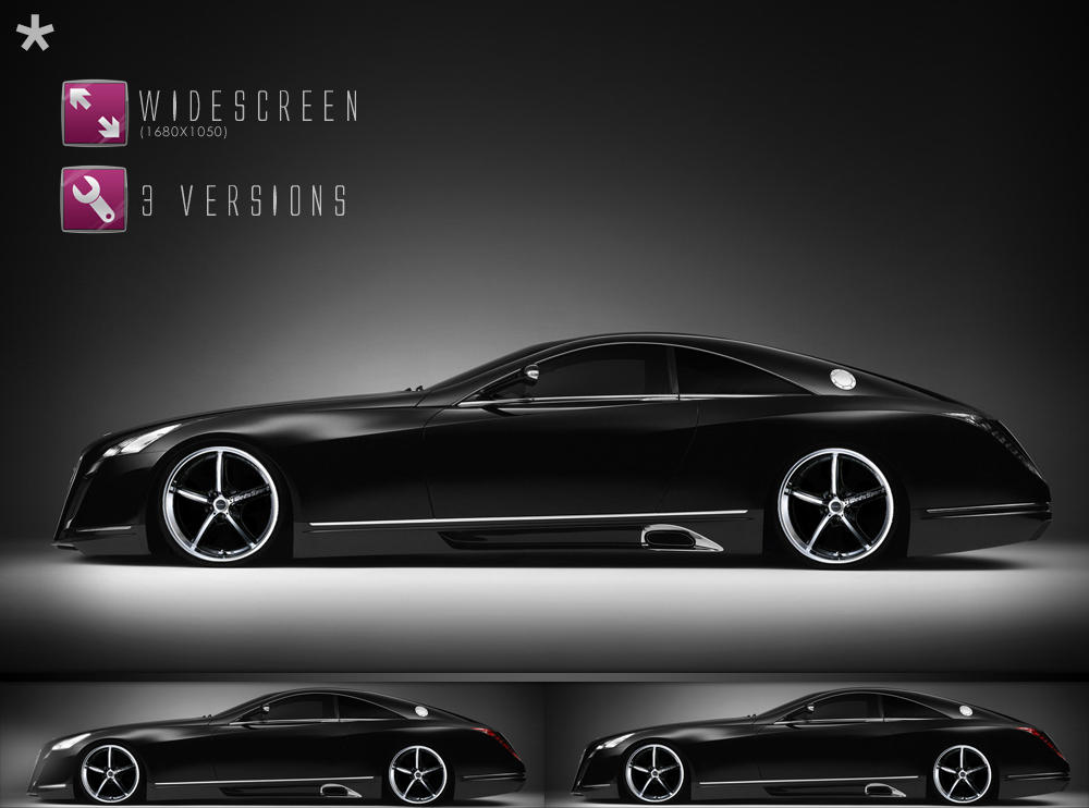 Maybach exelero tuning 2009 by d1niel on deviantart for Mercedes benz maybach exelero