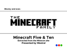 The Minecraft Family