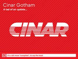 Cinar Gotham by LyricOfficial